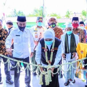 Peresmian Gedung SMK Nasyrul Ulum: Ejawantah Nawa Bhakti Satya Pemprov Jatim