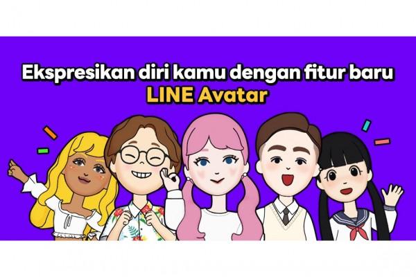 """LINE Punya Fitur Baru """"Avatar"""", Begini Cara Bikin Animasi Diri untuk Foto Profil"""