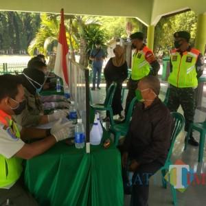 Operasi Yustisi Di Bondowoso Berhasil Jaring 500 Orang Pelanggar