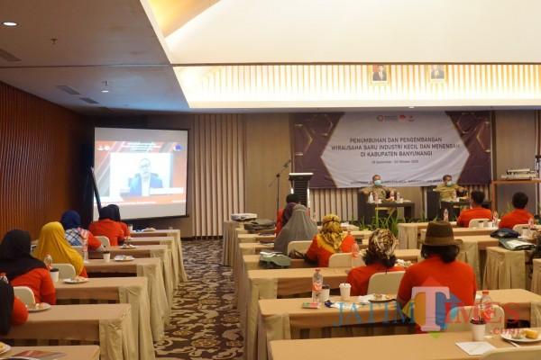Tumbuhkan IKM di Banyuwangi, DPR RI Kolaborasi dengan Kementerian Perindustrian