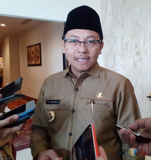 Wali Kota Malang Sutiaji (Dokumentasi MalangTIMES)