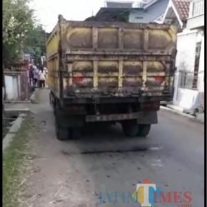 Bocah SD di Kabupaten Malang Meninggal Terlindas Truk