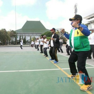 Hadiri Kick Off Dies Maulidiyah, Wali Kota: Saya Selalu Bangga Jadi Alumni UIN Malang