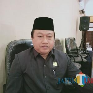 Mundur Karena Ikut Pilkada, PAW Untuk Yasin Hermanto Diprose DPRD Kota Blitar