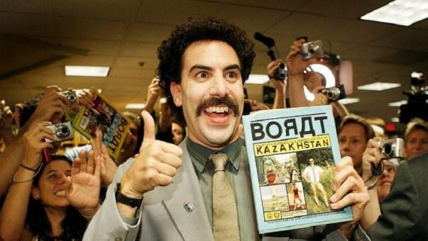 Film Borat (Foto:  GGWP.ID)