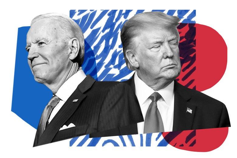 Perdebatan Sengit Capres As Joe Biden Berani Sebut Donal Trump Badut Pembohong Malangtimes