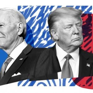 Perdebatan Sengit Capres AS, Joe Biden Berani Sebut Donal Trump Badut Pembohong