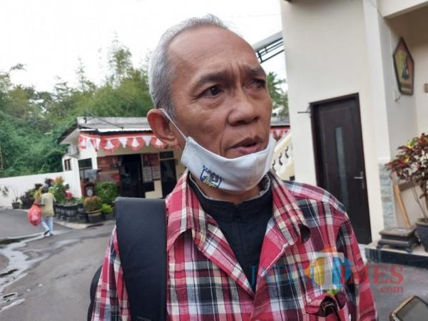 Caping Ditangkap Polres Malang di Rumah Ketua Malang Crisis Center