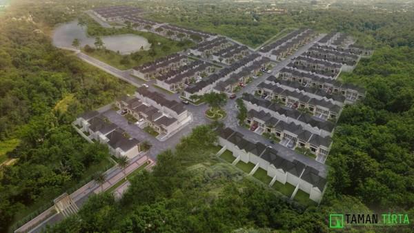 Beli Rumah di Taman Tirta Malang, Nikmati Kenaikan Investasinya