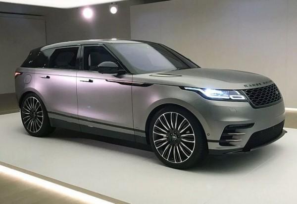 Range Rover Velar 2021 Resmi Meluncur dengan  Serangkaian Teknologi dan Mesin Baru
