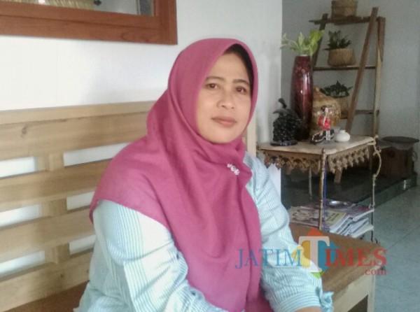 Ratna Ani Lestari, Mantan Bupati Banyuwangi (Nurhadi Banyuwangi Jatim Times)