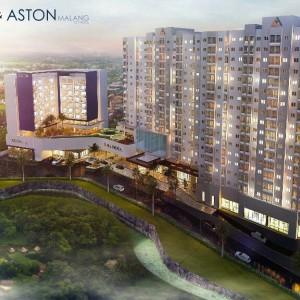 Tak Main-Main, Cepat Dapat Untung Investasi di Apartemen The Kalindra Malang