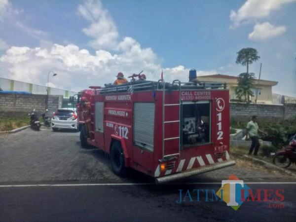 Dua Tewas dalam Kebakaran Pabrik Mebel PT Jawa Lily Furniture Probolinggo