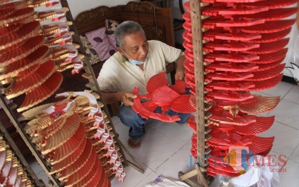 Nasib Perajin Patung Garuda Pancasila di Momen Hari Kesaktian Pancasila Saat Pandemi