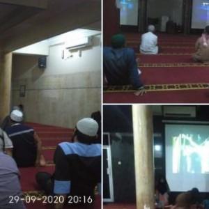 Viral Masjid di Malang Dijadikan Lokasi Nobar Film G30S/PKI, Warganet Geger