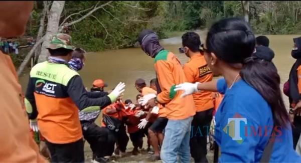 Jenazah Remaja yang Tenggelam di Embung Asmaratumbang Ditemukan