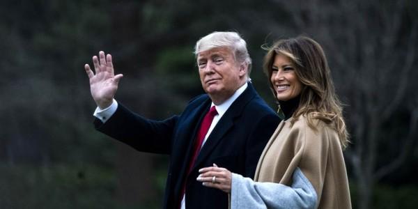 Donald Trump dan Istri Umumkan Positif Covid-19, Ini Kata Dokter Gedung Putih