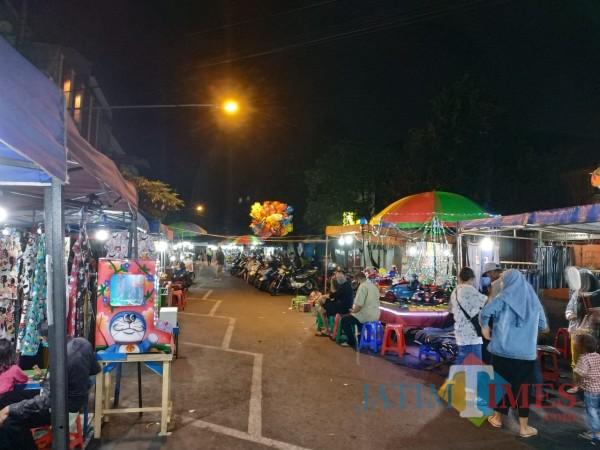 Night Market Kota Malang (Hendra Saputra)