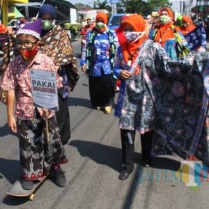 Hari Batik Nasional, Paguyuban Batik Kalosa: Batik Itu di Canting, Bukan di Printing