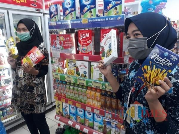 Sinergi yang Apik, Alfamart Pasarkan Produk UKM Kabupaten Malang
