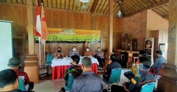 Rakor Penyelesaian Sengketa Antarpeserta digelar Bawaslu Kab Blitar