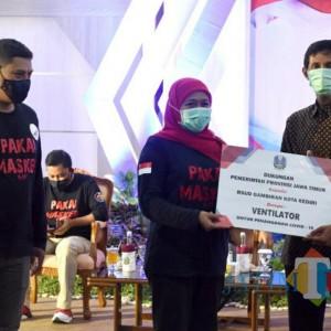 Pemprov Jatim Berikan Bantuan, Gubernur Jatim: Untuk Gerakan Perekonomian Warga