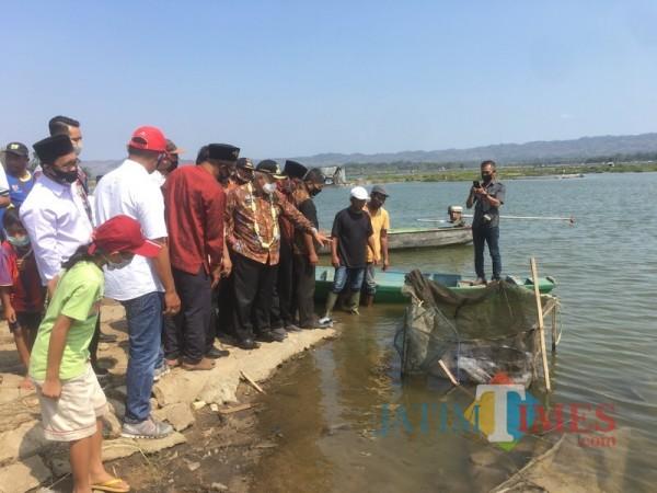 Konsumsi Ikan di Kabupaten Malang Tinggi, Pembudidaya Kewalahan Penuhi Permintaan