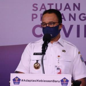 Dipastikan Hoaks, Kabar Soal Gubernur DKI Anies Baswedan Terkena Wabah Mematikan