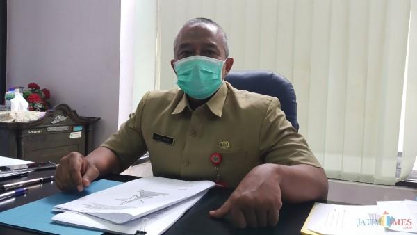Kepala Disnaker-PMPTSP Kota Mang, Erik Setyo Santoso ST MT (Dokumentasi MalangTIMES).
