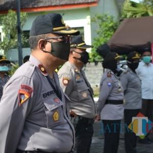 Jaga Malang Barat saat Pilbup, Polres Batu Turunkan 265 Personel