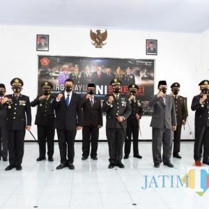 HUT ke-75 TNI, Wali Kota Kediri: Terimakasih TNI