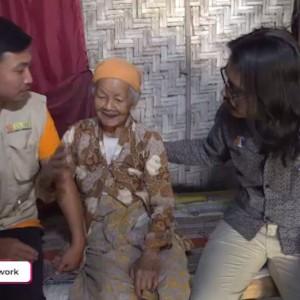 Ditinggal Mati Suami dan Enam Anaknya, Nenek Tua Ini Tidur dengan Kambing