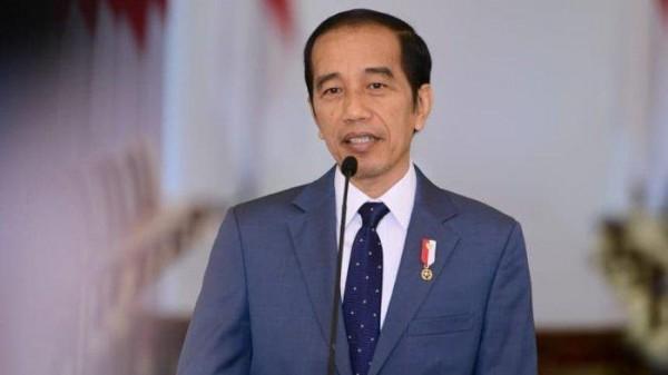 Presiden Joko Widodo (Foto: Tribunnews)