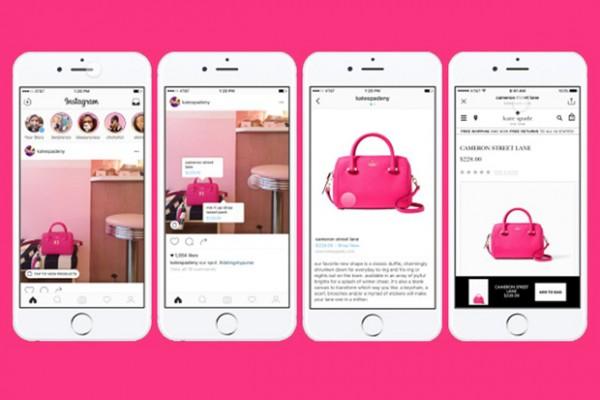 Instagram Resmi Luncurkan Fitur Shopping, Dorong UMKM di Tengah Pandemi Covid-19