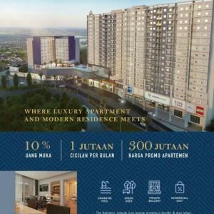 Apartemen Luxury di Malang Cicilan 1 Juta-an Per Bulan? Cek Promo Ini
