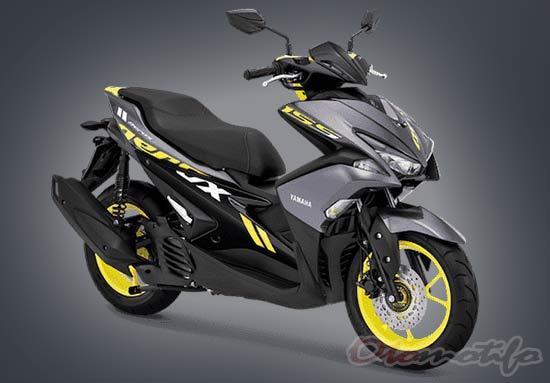 Yamaha Siapkan Model Skutik Terbaru dengan Fitur-Fitur Kekinian