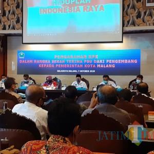Ke Malang, KPK Wanti-Wanti Pengembang untuk Serahkan PSU ke Pemda
