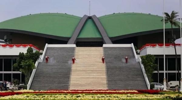 Gedung DPR RI (Foto: Pikiran rakyat)