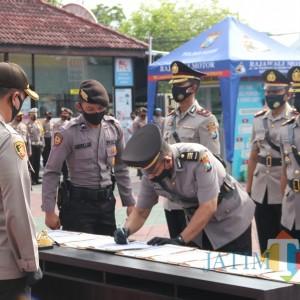 Tiga Perwira Polres Ngawi Dimutasi, Salah Satunya Wakapolres