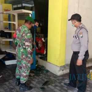 Swalayan El Malik Sumenep Terbakar, Diduga Akibat Korsleting Listrik