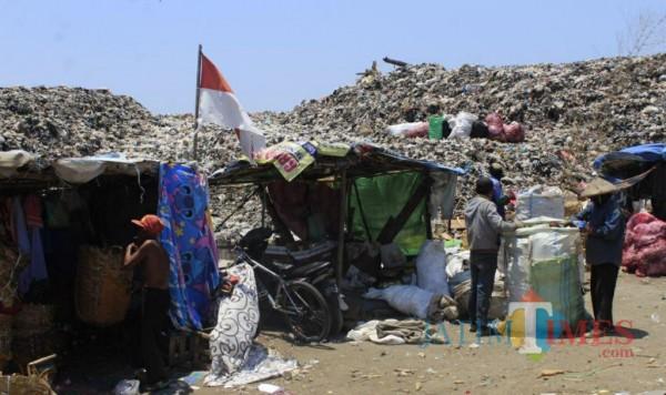 Kabupaten Kediri Darurat Sampah, TPA Satu-satunya Overload