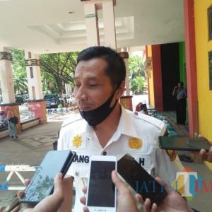 DLH Kabupaten Bangkalan: Satu PKL di Stadion SGB Satu Tong Sampah