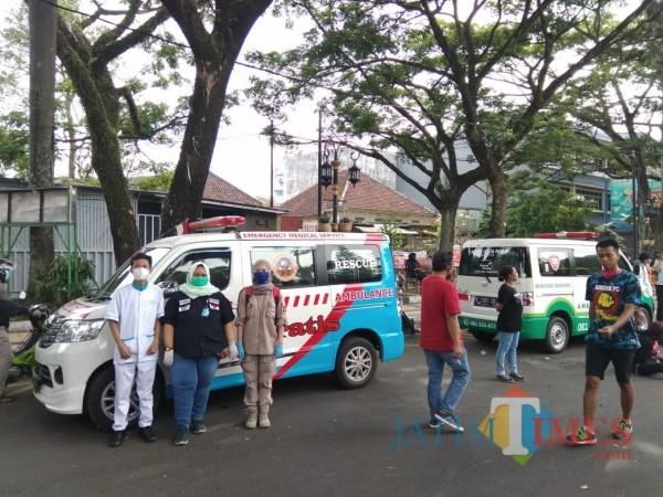 tim medis relawan