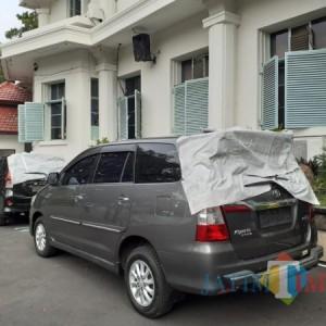 Pendemo Masih Memanas, Total 4 Mobil Dinas Pemkot Malang Rusak