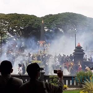 Banyak Fasilitas Umum Rusak, Wali Kota Malang Sesalkan Aksi Demo Berujung Ricuh