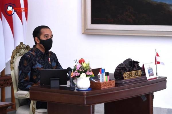 Sikap Diam Jokowi di Tengah Demo Tolak Omnibus Law, Pulang Kampung dan Kunker ke Kalteng