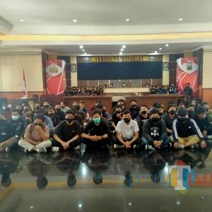 Puluhan Mahasiswa Digelandang Polisi, Ini Sikap Kampus-kampus di Kota Malang