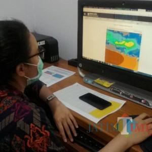 BMKG Minta Nelayan Waspada Gelombang Tinggi Laut Selatan