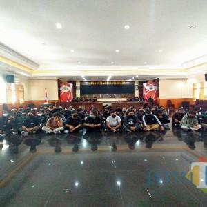 Aksi Demo UU Cipta Kerja Rusuh, 129 Orang Diamankan Polisi, 31 Ternyata Pelajar