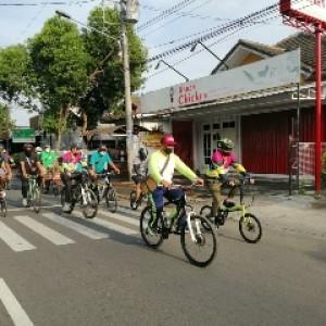 Wisata Sepeda Sekaligus Belajar Sejarah, Ini Rute Gowes Asyik di Tengah Kota Yogyakarta